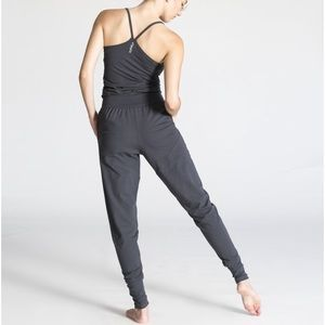 NWT Ripple yoga Organic Cotton Jumpsuit